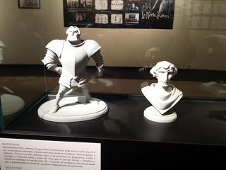 Exposición Héroes animados