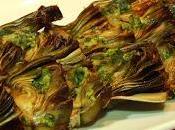 Alcachofas horno receta fácil rápida
