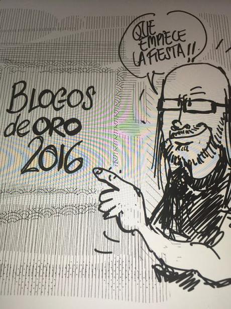 BLOGOS DE ORO 2016: EPÍLOGO Y GANADORES