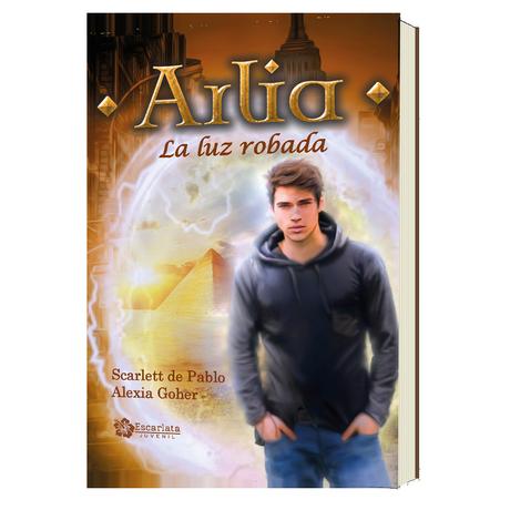 Novedades Abril - Escarlata Ediciones