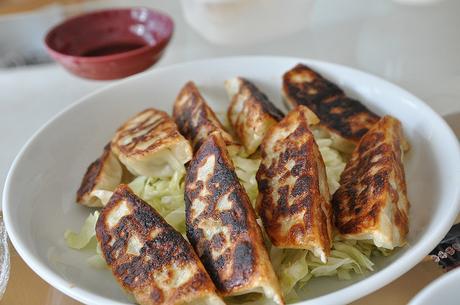 Gyōza, las empanadillas japonesas