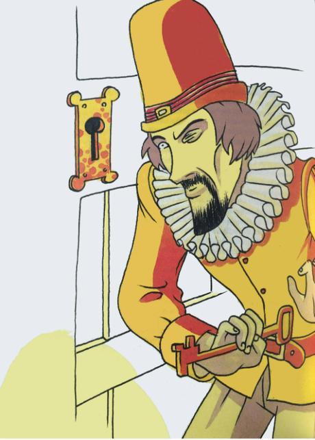 Lectura ilustrada Don Quijote, I, caps. 32-35