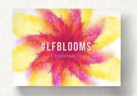 LFBlooms La Beauty Box de Lookfantastic de Abril