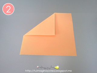 Dobleces basicos del origami