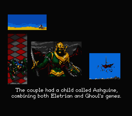 Ashguine Story 2: Citadel in the Void