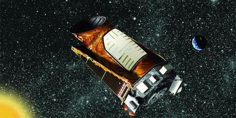Telescopio Kepler de la NASA experimenta problemas a miles de kilómetros de la Tierra