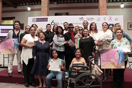 Grito de Mujer 2016 Toluca México