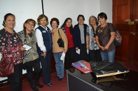 Grito de Mujer 2016 | Cajamarca | Perú