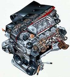 ¿En qué se diferencia un motor de coche eléctrico de uno de combustión interna?