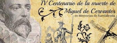 Programación Especial IV Centenario de la muerte de Cervantes