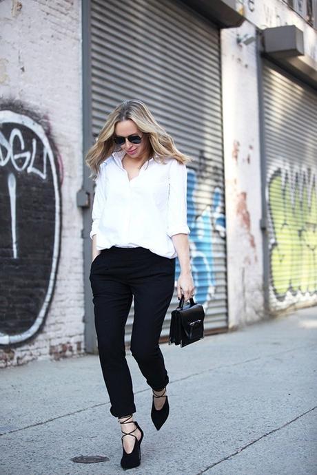 Resumen semanal: camisas blancas y qué ponerte para una boda