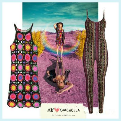 H&M ❤ Coachella