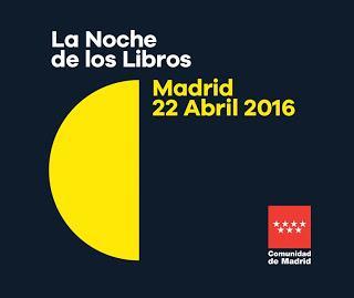 Actividades infantiles de La Noche de los Libros 2016