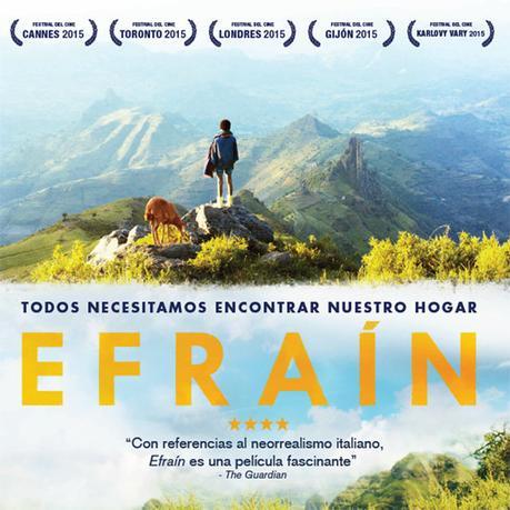 Crítica: Efarín de Yared Zeleke