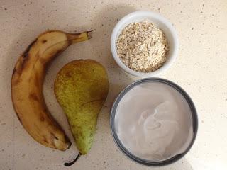 Raw Porridge (Porridge crudivegano)