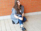OOTD Capa Mangas Zapatos personalizados Curvy Girl