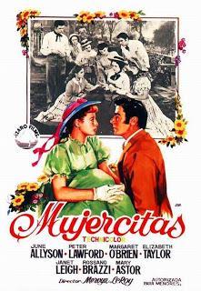 Película: Mujercitas (1949)