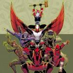 Deadpool and the Mercs for Money Nº 1