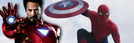 Spider-Man es oficialmente Team Iron Man en 'Capitán América: Civil War'