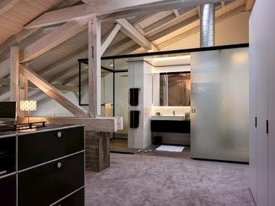 Loft Industrial en Zurich