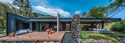Estilo Rustico y Actual en una Viviienda en Taiwan