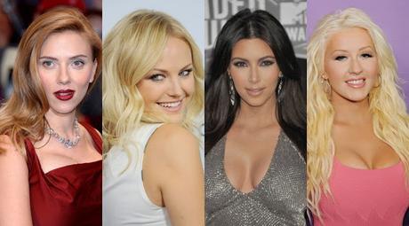 ¡Mira cuáles son las 20 celebridades con más cambios de look!