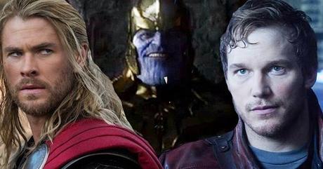 Thor y Star Lord apareceran en Avengers: Infinity War