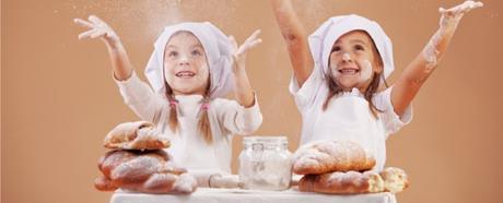 Manual de los hijos: En la cocina también se aprende.