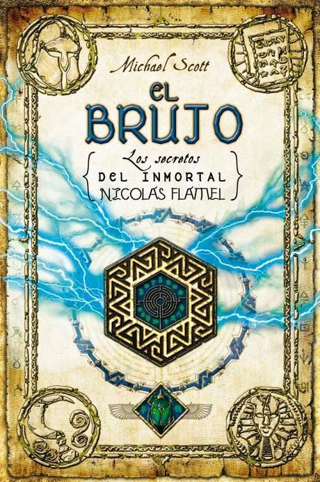 El Brujo - Serie Los Secretos del Inmortal Nicolas Flamel (Michael Scott)