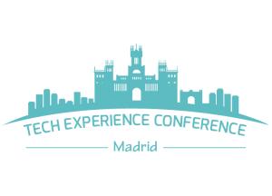 tech experience conference Logo TECmadrid