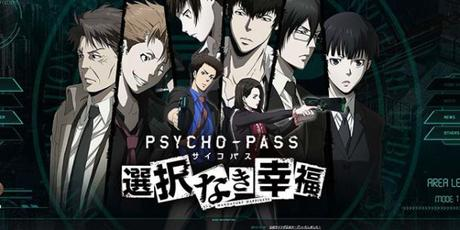 Psycho Pass Mandatory Happines