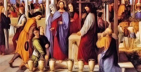 El vino en la Biblia: las bodas de Canaán