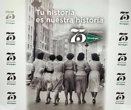 9effcf544 Desfile moda mujer 75 aniversario el corte inglés - Paperblog