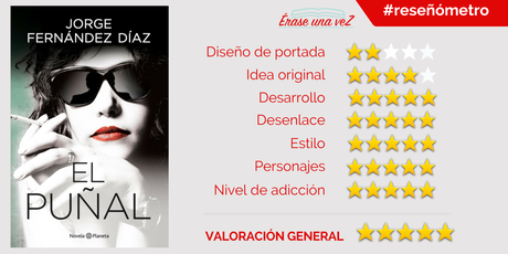 Reseña de El puñal, de Jorge Fernández Díaz
