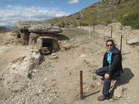 Gorafe, necrópolis de la Edad del Bronce