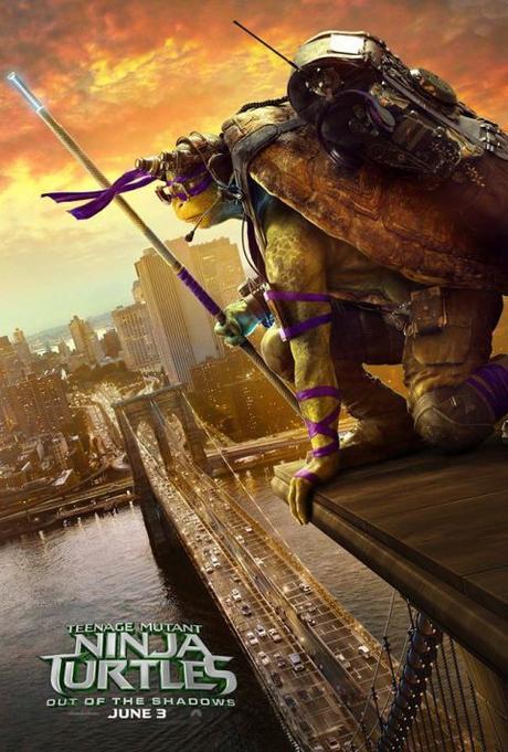 Nuevo tráiler Tortugas Ninjas 2: Fuera de las Sombras