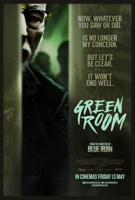 Nuevo tráiler red band de Green Room con Patrick Stewart