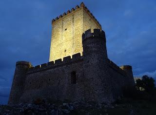 Imagen del mes: Castillo de Nogales