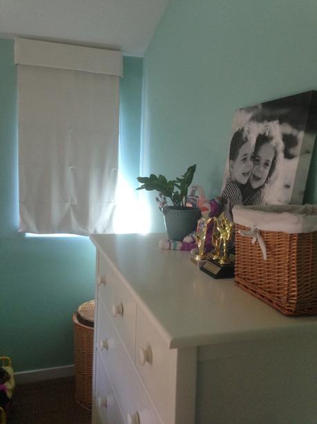 Un dormitorio infantil boho y muy chic