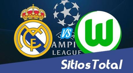 Real Madrid vs Wolfsburgo en Vivo – Vuelta Cuartos de Final Champions League – Martes 12 de Abril del 2016