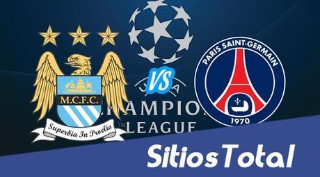 Manchester City vs PSG en Vivo - Vuelta Cuartos de Final ...