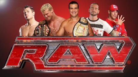 WWE Monday Night Raw en Vivo – Lunes 11 de Abril del 2016