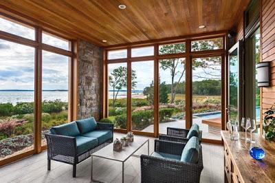 Casa Moderna Frente al Mar