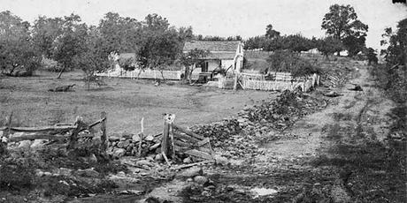 cuartel batalla gettysburg