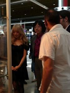 Nana Kitade y Akiko Sagano