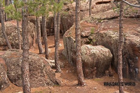 Albarracin-La meca del bulder en España