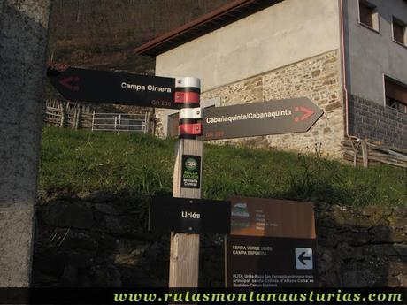 Indicadores GR-208 en Orillés