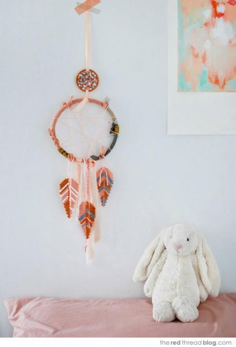 DIY: Atrapasueños con Hama Bead