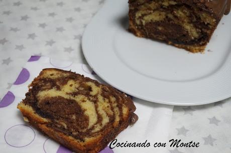 Plum-Cake con Nutella