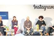Instagram emprendedores, encuentro Directora Operaciones Instagram, Marne Levine